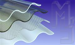 Acrylglas-Lichtplatten-hochtransparent